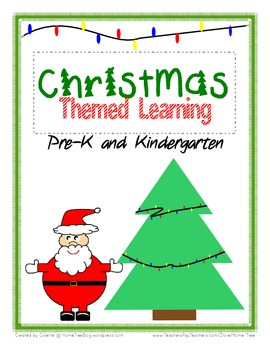 Christmas Themed Learning
