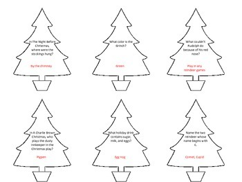 Christmas Themed Lesson Plan2