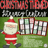 Holidays Christmas Activities, Christmas Reading Centers,