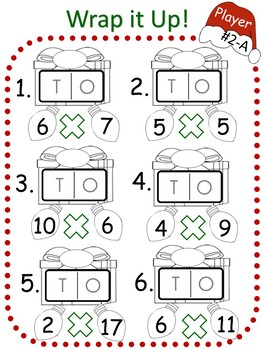 Christmas Factoring and Multiplication Games are Engaging and Fun