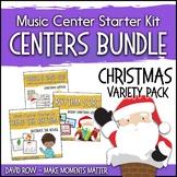 Christmas Themed Music Center Starter Kit - Variety Pack Bundle