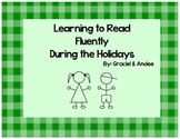 Christmas Themed Oral Reading Fluency Short Stories