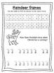 Christmas Themed Print & Go Activities