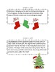 Christmas Themed Problem Solving Flip Ring - Multiple Strategies