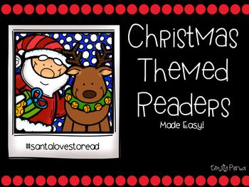 Christmas Themed Readers