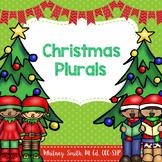Christmas Themed Regular & Irregular Plurals
