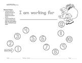 Free Christmas Themed Reward Chart