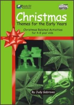 Christmas Themes: Set 4 - Christmas Cookery