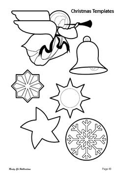 Christmas Themes: Set 7 - Christmas Templates