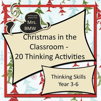 Christmas Thinking Activities