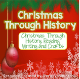 Christmas Through History, Activities, Reading, Writing an