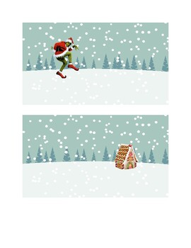 Christmas Throwing Powerpoint w/ motion