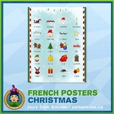 FREE • French Christmas Noël Poster