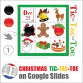 Christmas Tic-Tac-Toe Digital