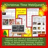 Christmas Advent WebQuest