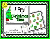 Christmas Time Book 1 - Adapted 'I Spy' Easy Interactive R