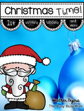 Christmas Time! {Christmas Writing and Labeling Packet}