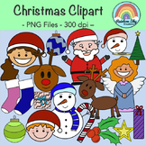 Christmas Clipart - Set for Teachers