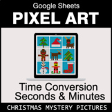 Christmas: Time Conversion: Seconds & Minutes - Google She