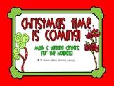 Christmas Math and Writing