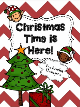 Christmas Time Is Here: Holiday Activities