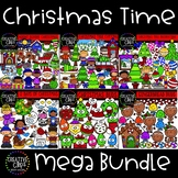 Christmas Time Mega Bundle ($27.50 Value) {Creative Clips