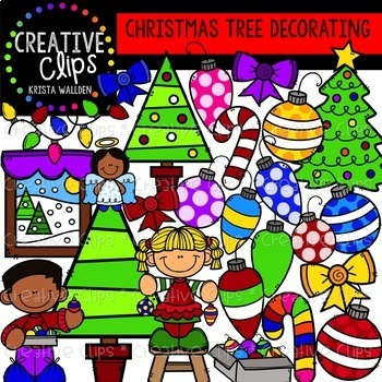 Christmas Time Mega Bundle {Creative Clips Clipart}