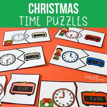 Christmas Time Puzzles
