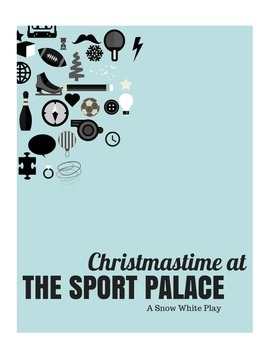 Christmas Time at the Sport Palace: A Snow White Tale