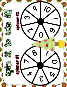 """Christmas 'Times"""" Fun! A multiplication activity pack"""