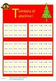 Tombola natalizia di tabelline