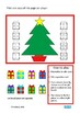 Christmas Math Times Tables Quiz Game Autism Special Education