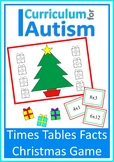 Christmas Multiply Divide Turn Taking Game Autism