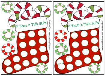 Christmas Token Boards