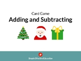 Christmas Top Trumps (Adding and Subtracting)
