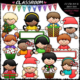 Christmas Topper Kids Clip Art - Christmas Toppers Clip Ar