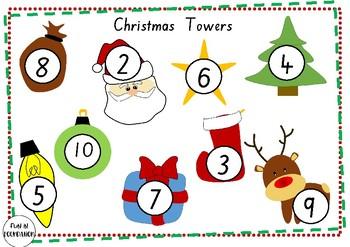 Christmas Towers