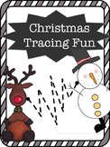 Christmas Tracing Packet