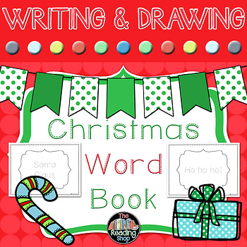 Christmas Tracing Pages Book