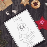 Christmas Tracing for Preschool - Christmas Activities for Preschool