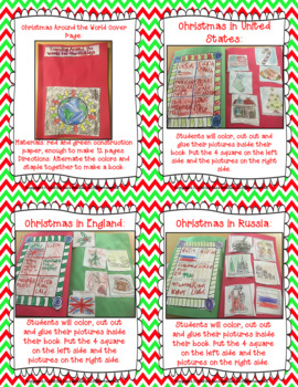 Christmas Celebrations Around the World: A Thematic Unit Grades 1-3