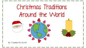 Christmas Traditions Around the World Compare/ Contrast