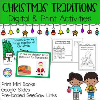 Christmas Traditions Mini Books
