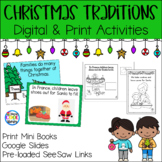 Christmas Traditions Mini Books