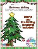 Christmas Traditions Writing