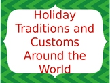 Christmas Traditions and Customs Around the World