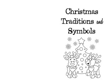 Christmas Traditions and Symbols Book
