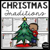 Christmas Traditions Reading Comprehension Articles, Centers, Around the World