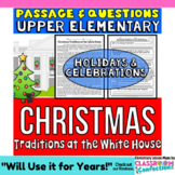 Christmas Reading Passage and Questions: Traditions at the