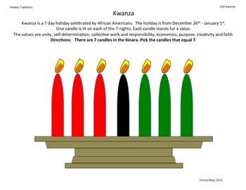 Holiday Traditions from Around the World Incorporating Math and LA